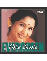 Evergreen Asha Bhosle