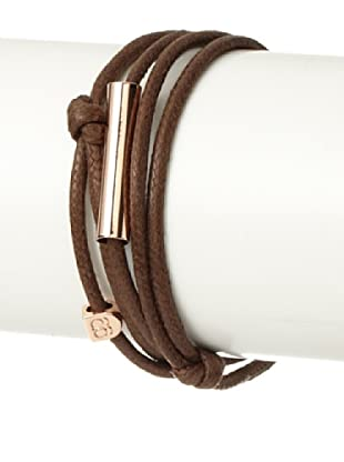 Griffin Brown Easton Convertible Triple Wrap Bracelet