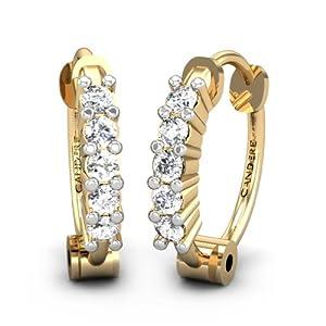 Devika Diamond Earring