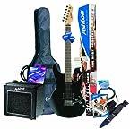 Ashton, Electric Guitar, Starter Pack SPAG131 BK