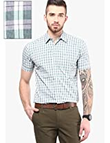 Green Casual Shirt Wrangler
