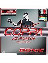 Donic Coppa Jo PlatinTable Tennis Rubber -Black