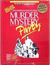 Deluxe Edition * Murder Mystery Party * Revenge of Konan Castle