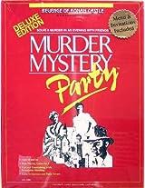 Deluxe Edition * Murder Mystery Party * Revenge of Konan Castle