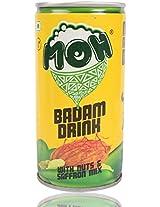 Moh Badam/Almond Milk, 4320 ml (Pack of 24)