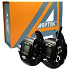 AGPtek Smart Wristwatch Walkie Talkie Two Way 2-Way Radio Watch