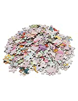 Frank Disney Princess 350 Pcs Activity Puzzle Set - Pink