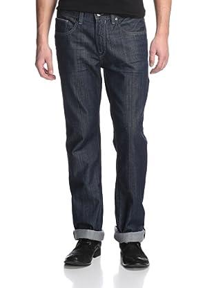 Kasil Workshop Men's Victory Slim Boot Jean (Raw Rinse)