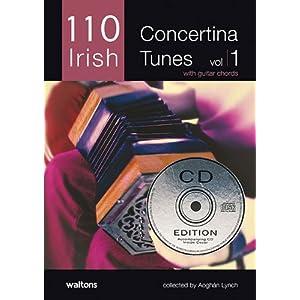 110 Irish Concertina Tunes