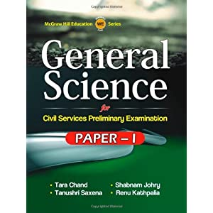 General Science for Paper 1