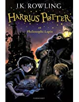 Harry Potter and the Philosopher's Stone: Harrius Potter Et Philosophi Lapis Latin (Latin Edition)