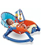 Saffire Newborn To Toddler Portable Rocker