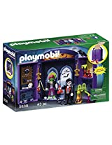 PLAYMOBIL Haunted House Play Box Building Kit