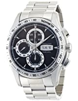 Hamilton Men's H32816131 Lord Hamilton Black Day Date Chronograph Dial Watch