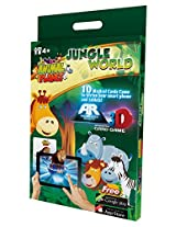 Jaadoo Animal Planet Jungle World Card Game