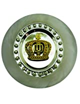 Royal Crown Shaped Designer Car Air Freshner - Lemon
