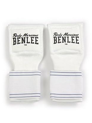 Benlee Muñequeras Fist (Blanco)