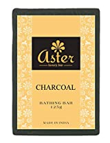 Aster Luxury Charcoal Bathing Bar 125g