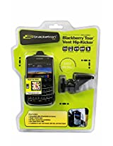 Bracketron Blackberry Tour Vent Hip Kicker Mobile Holder Ipm-227-Bl
