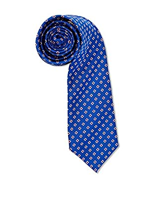 Cortefiel Corbata Dibujo (Azul)