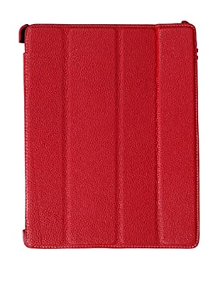 Decoded Bags Men's Slim iPad Cover, Red