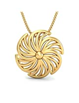 Belle Diamante 18K Gold Pendant