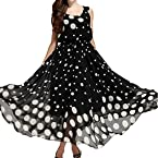 RC Polka Dots Maxi Dress RCCWW123004
