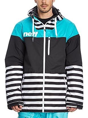 Neff Chaqueta de Snowboard Trifecta