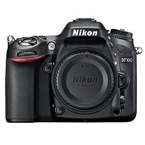 Nikon D7100 Digital SLR - Black