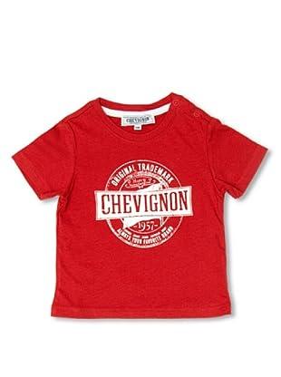 Chevignon Kids Camiseta Alachua (Rojo)