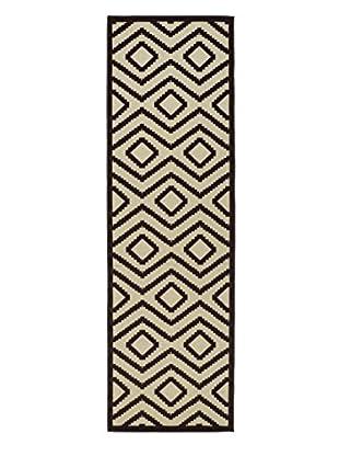 Kaleen Five Seasons Indoor/Outdoor Rug, Brown, 2' 6