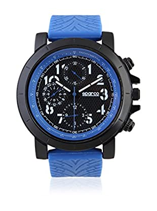 Sparco Orologio Man James Blu 42 mm
