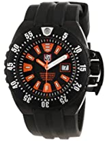 Luminox Men's 1509 Stainless-Steel Analog Bezel Watch