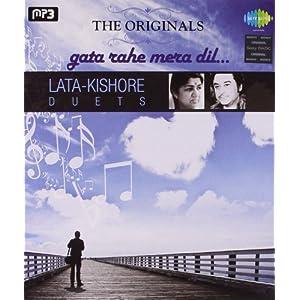 The Originals: Lata-Kishore Duets