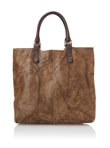A. Toy Max Oversized Tote, Vintage Sand Fabric
