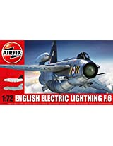 Airfix 1:72 English Electric Lightning F.6 Kit ()