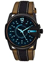Diesel Chronograph Black Dial Men's Watch - DZ1600