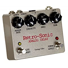 Retro-Sonic ANALOG DELAY