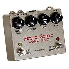 Retro-Sonic ANALOG DELAY