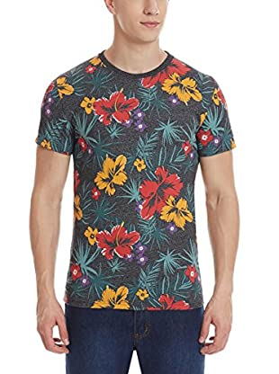 Superdry T-Shirt Manica Corta Dry Hawaiian Aop