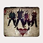Indocustomz Bullet for my Valentine Mouse pad