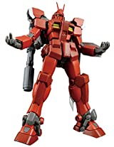 Bandai Hobby 1/100 MG Gundam Amazing Red Warrior Action Figure