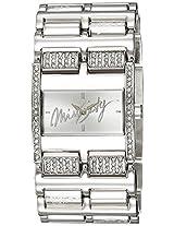 Miss Sixty Analog White Dial Women's Watch - SZ3005