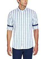 Geoffrey Beene Men's Cotton Casual Shirt