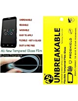 TEMPERED GLASS 0.2mm UNBREAKABLE REUSABLE SCREEN PROTECTOR Film Guard FOR Samsung GALAXY J5