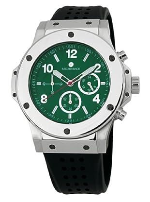Reichenbach Chronograph schwarz/grün
