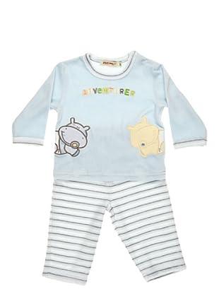 Bebesvelt Pijama Bebé (Celeste)