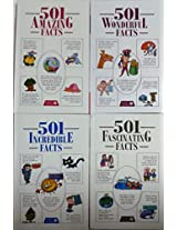 501 Facts Series (Set of 4 Books) (501 Facts)