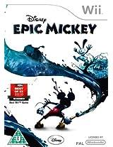 Disney Epic Mickey (Nintendo Wii) (NTSC)