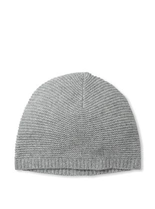 Sofia Cashmere Men's Links Hat (Medium Grey)